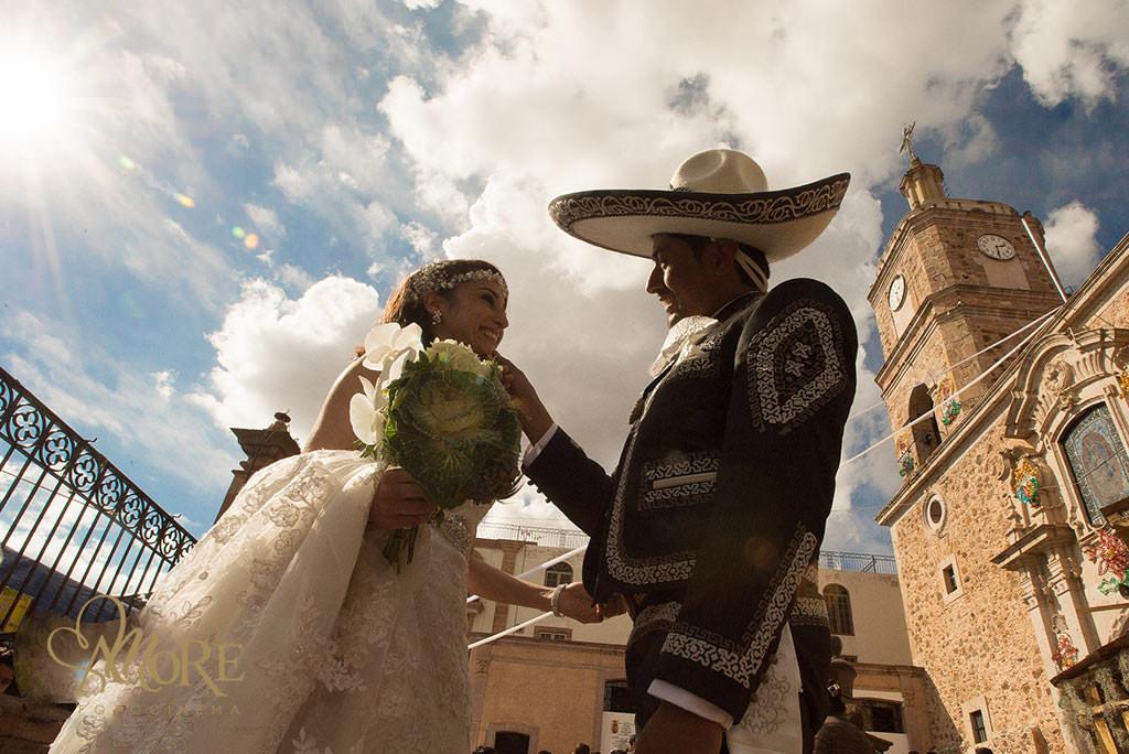 boda charra en San Juan de los Lagos