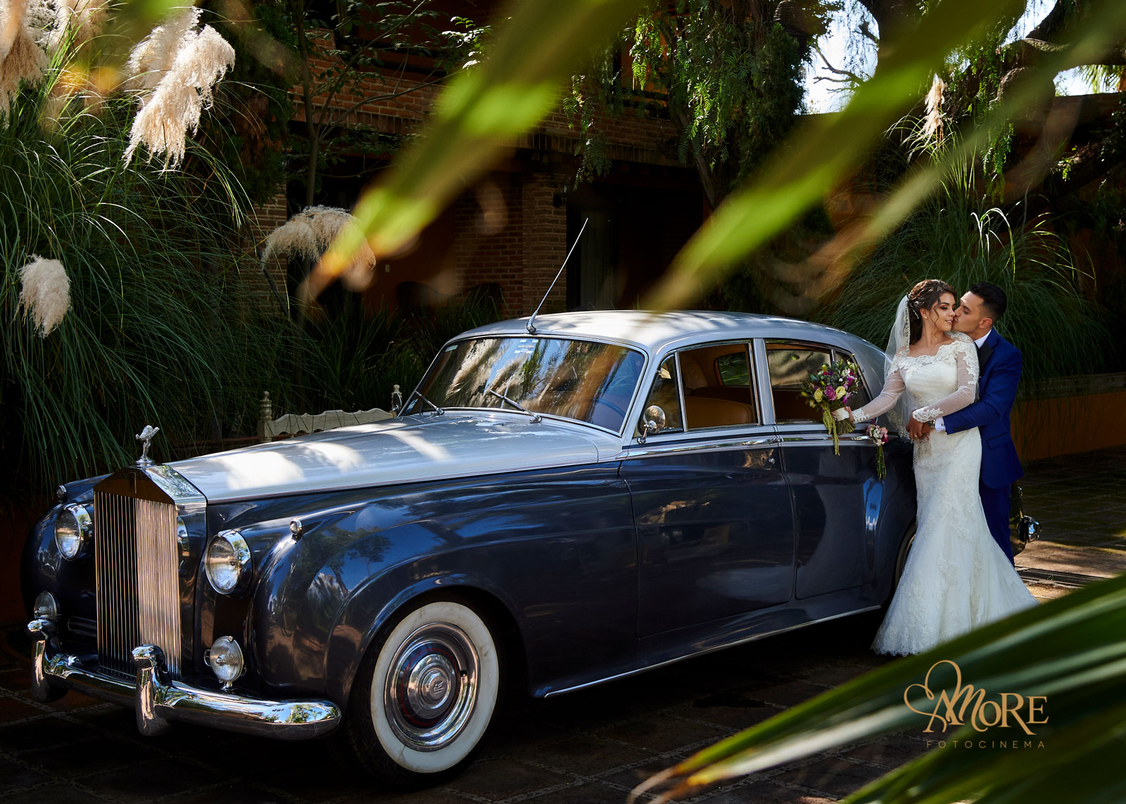 El mejor fotografo de bodas en Ameca