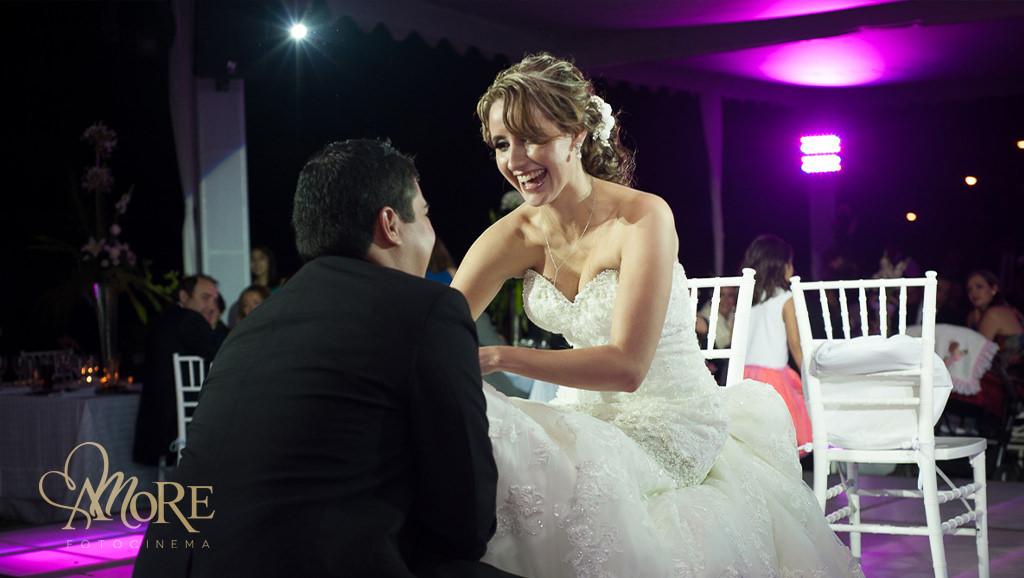 Fotografo de bodas La Barca