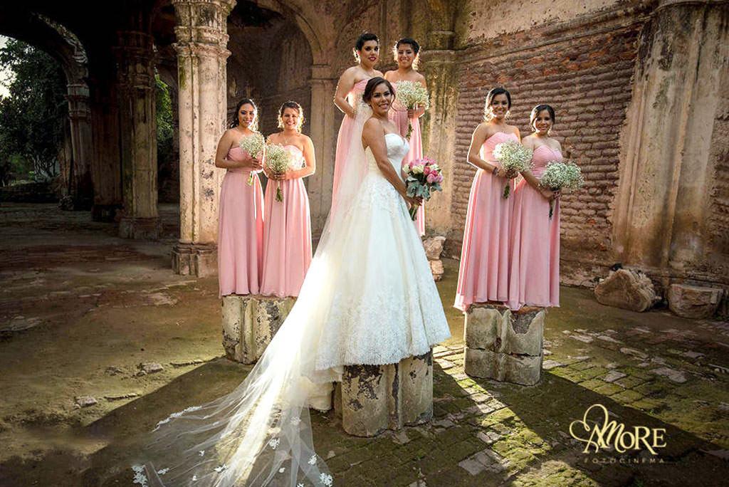 Fotografo de bodas en Tesistan