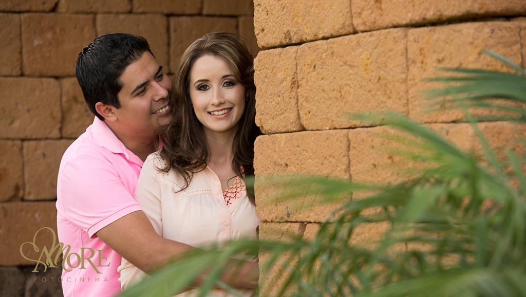Fotos casuales de novios en Mazamitla Jalisco
