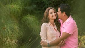 Fotos de novios en Ameca