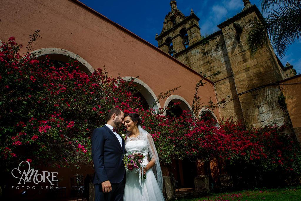 Hacienda para bodas en Tesistan