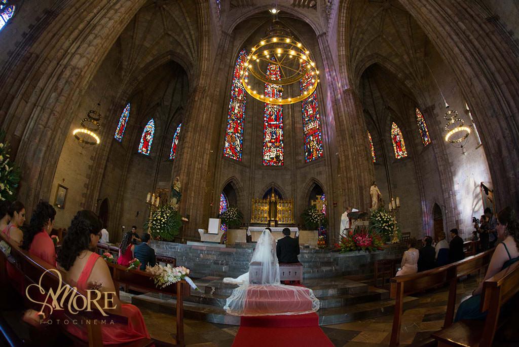 Iglesia para bodas en Lagos de Moreno Jalisco