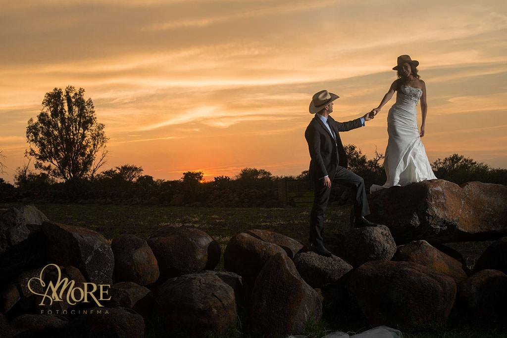 Jardines para bodas en Tesistan