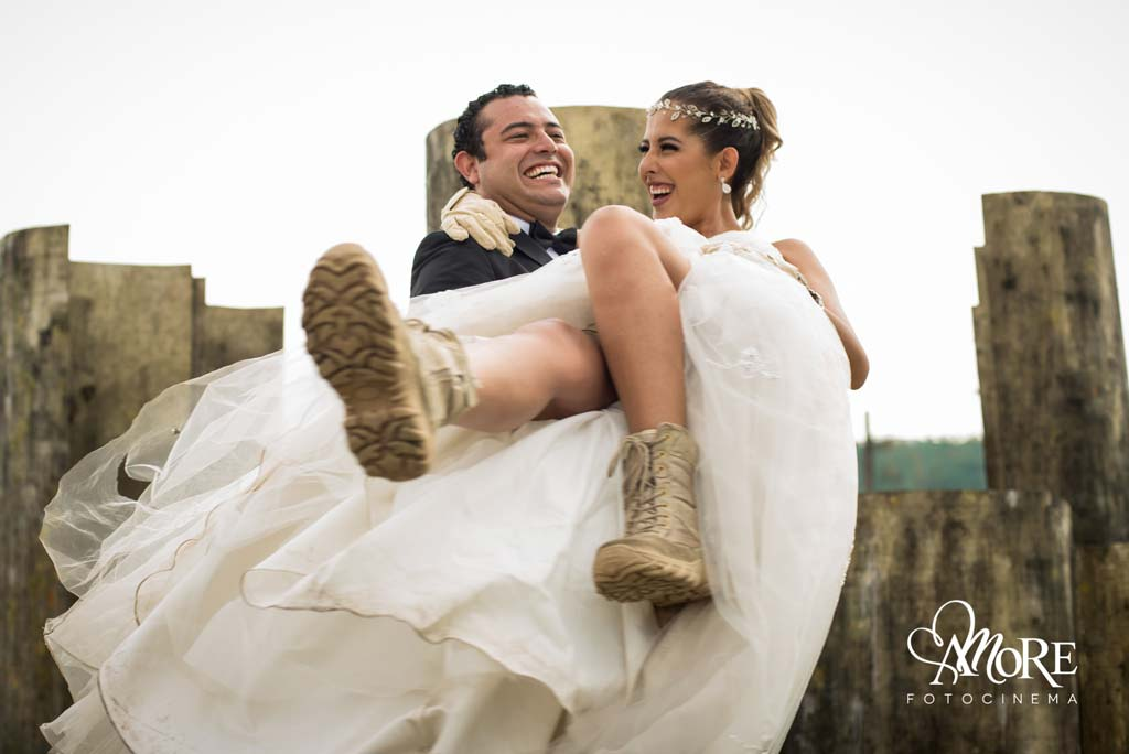 Trash the dress Tlaquepaque