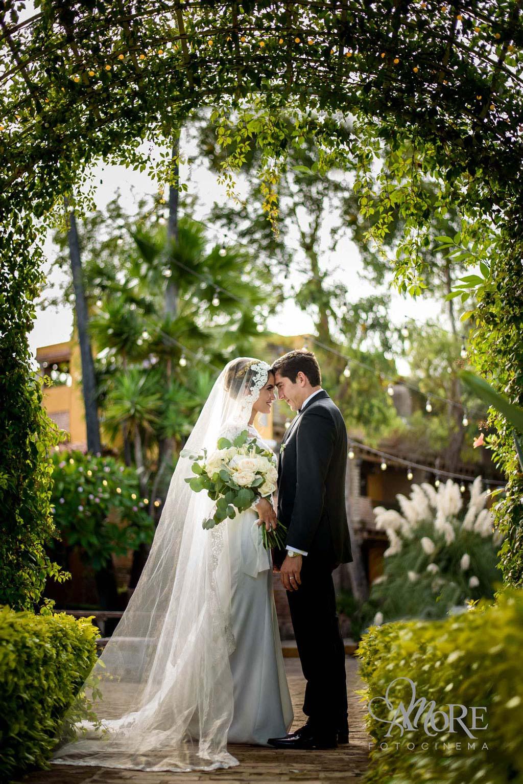 Fotografia de bodas en Lagos de Moreno Jal