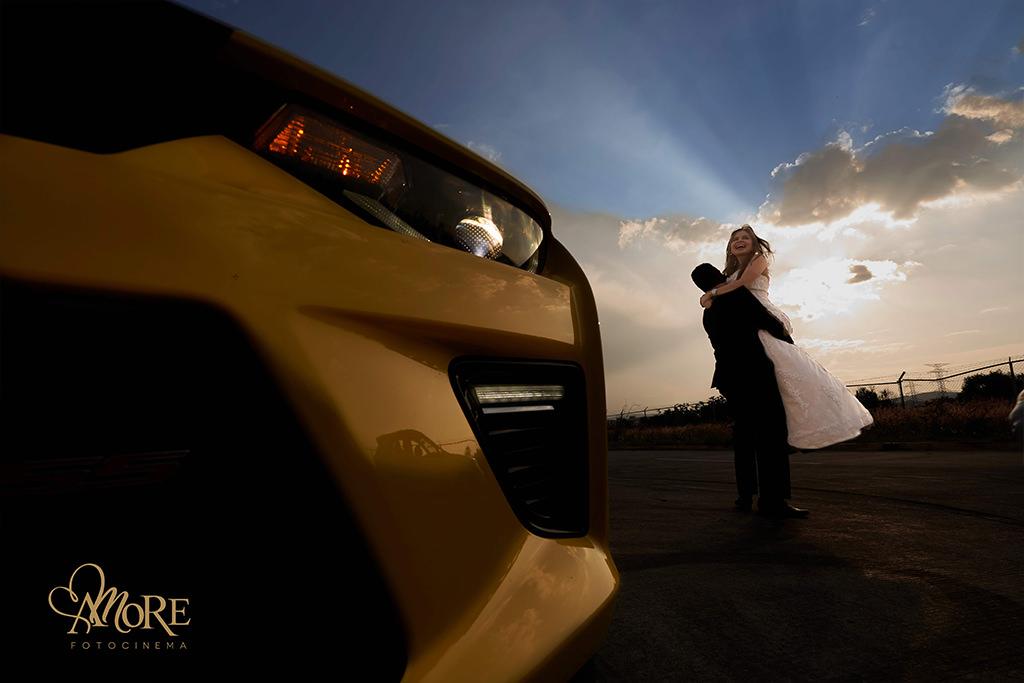Fotografia y video de bodas en la Barca Jal