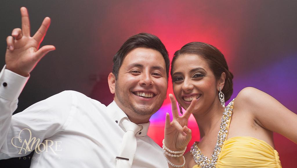 Fotos de bodas bonitas en Tala
