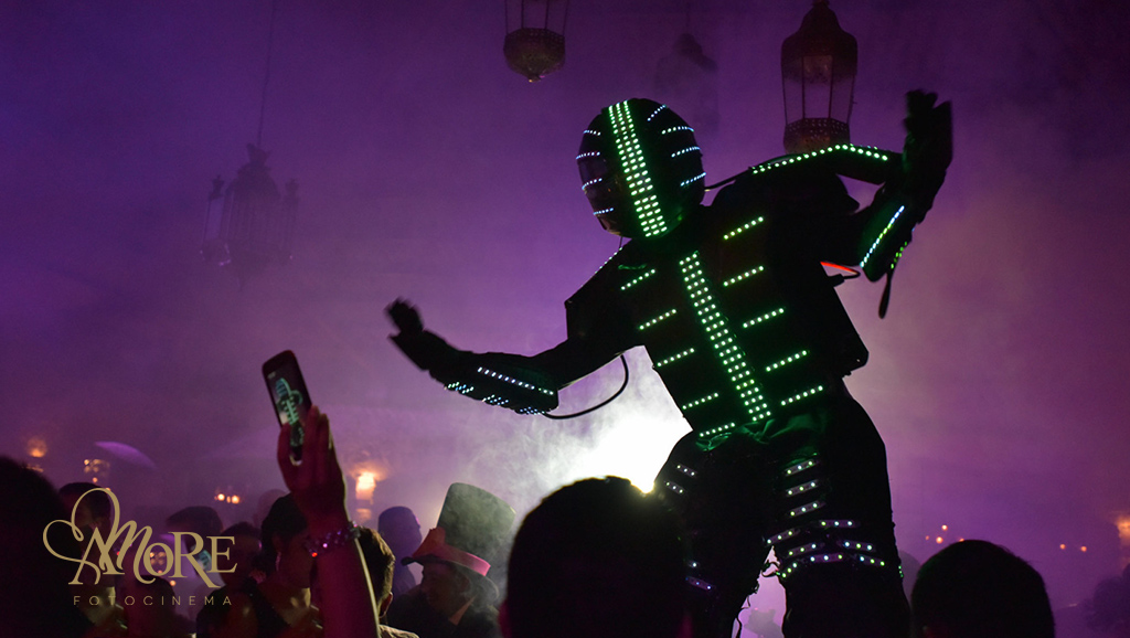 Robot boda Tala Jalisco