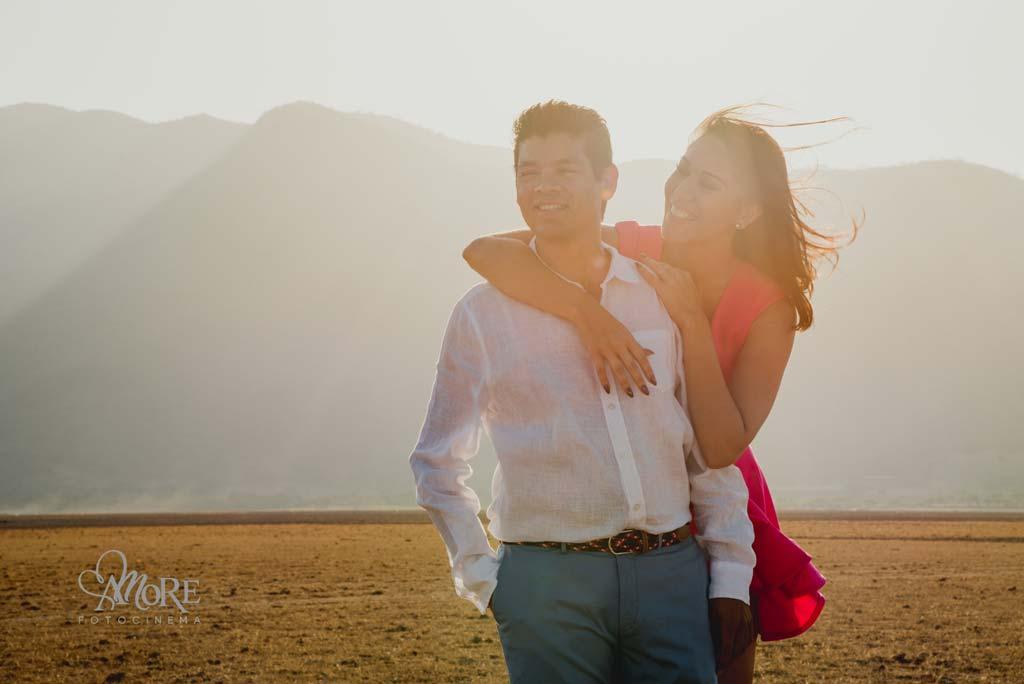 Sesiones casuales de fotos pre boda en Tlajomulco de Zuñiga