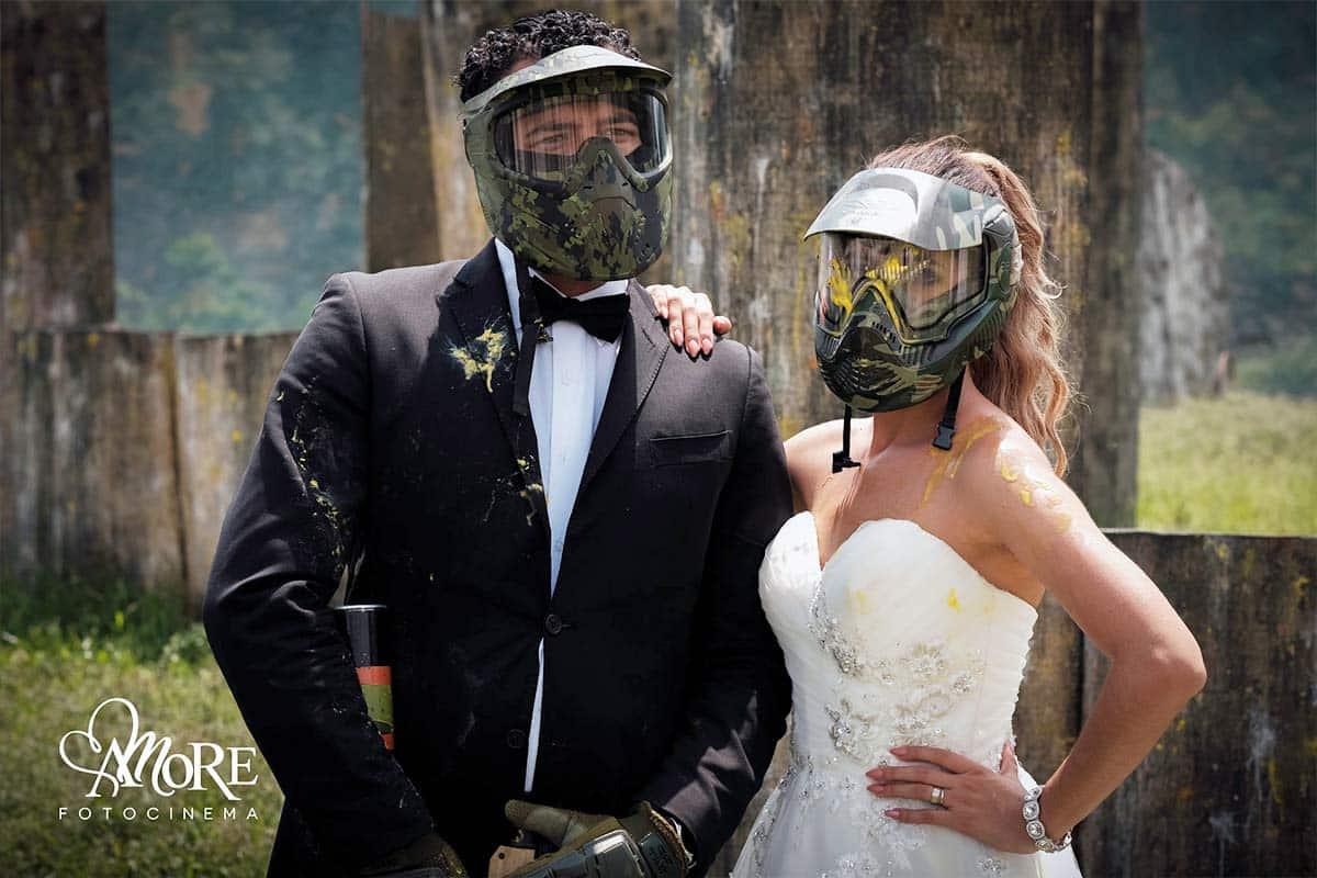 ¿Cuándo se hace la sesión de fotos de boda?