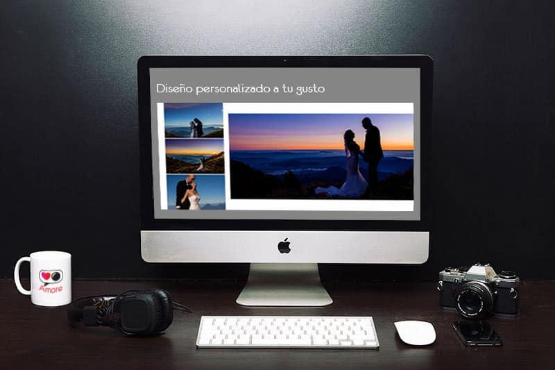 Albumes digitales de boda