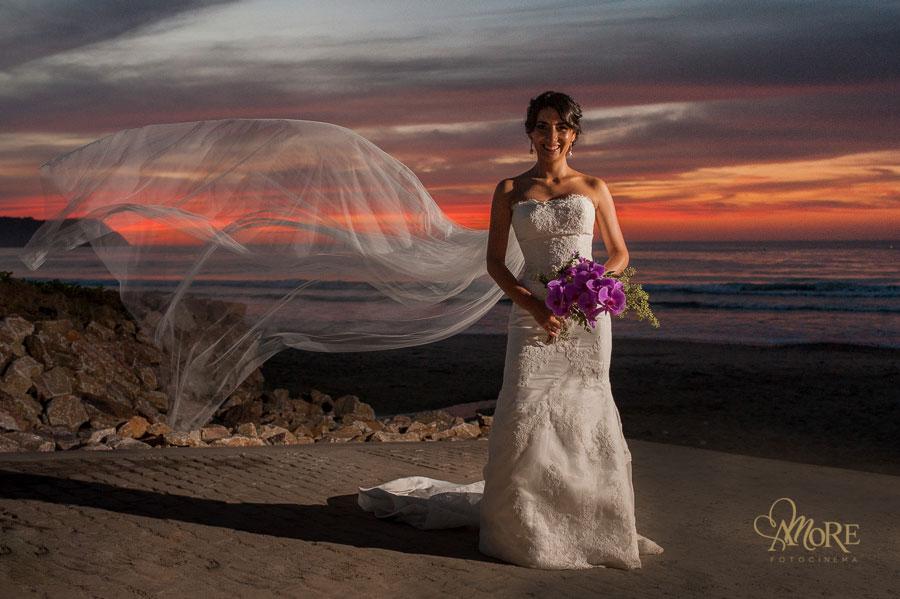 Bodas de destino en playa Mexico