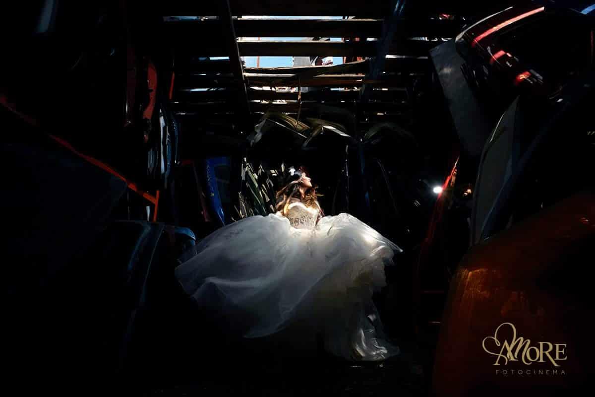 fotos con tu vestido de novia