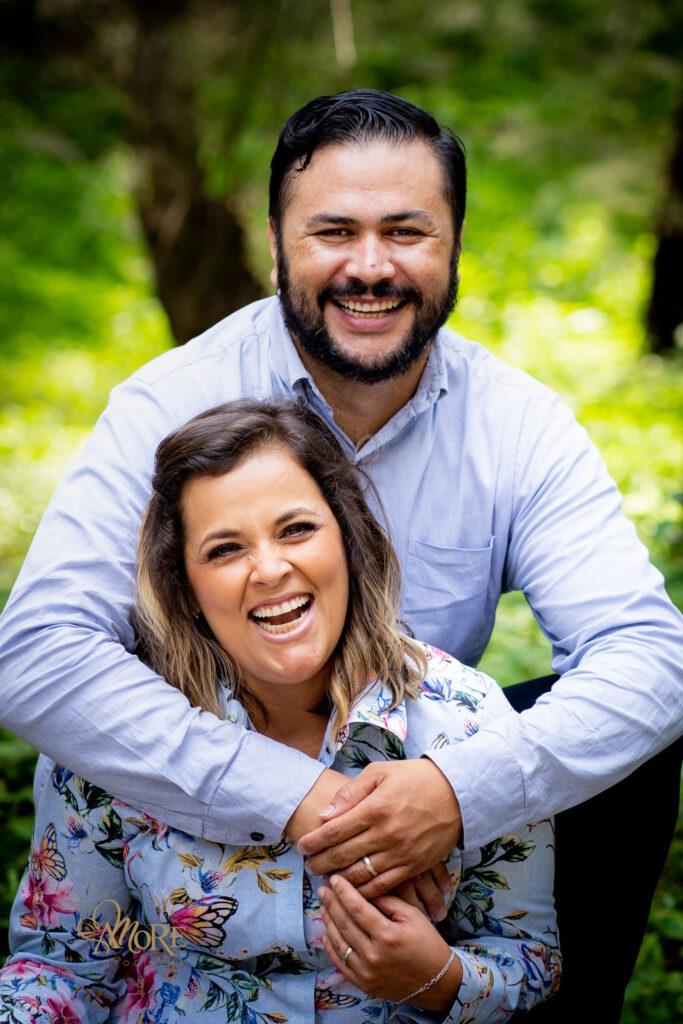 sesion de fotos casuales en familia Guadalajara