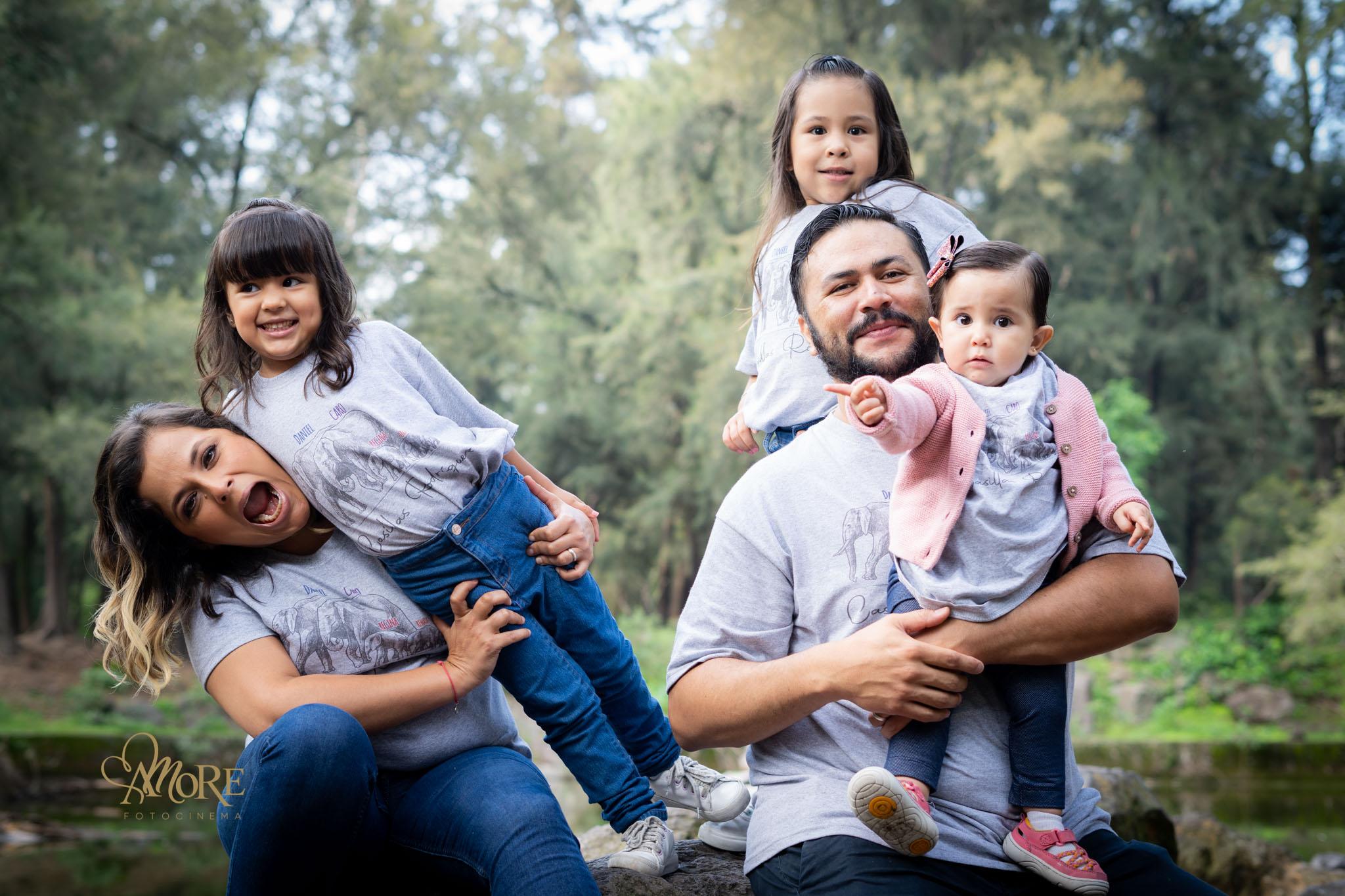 Sesion de fotos familiar Guadalajara
