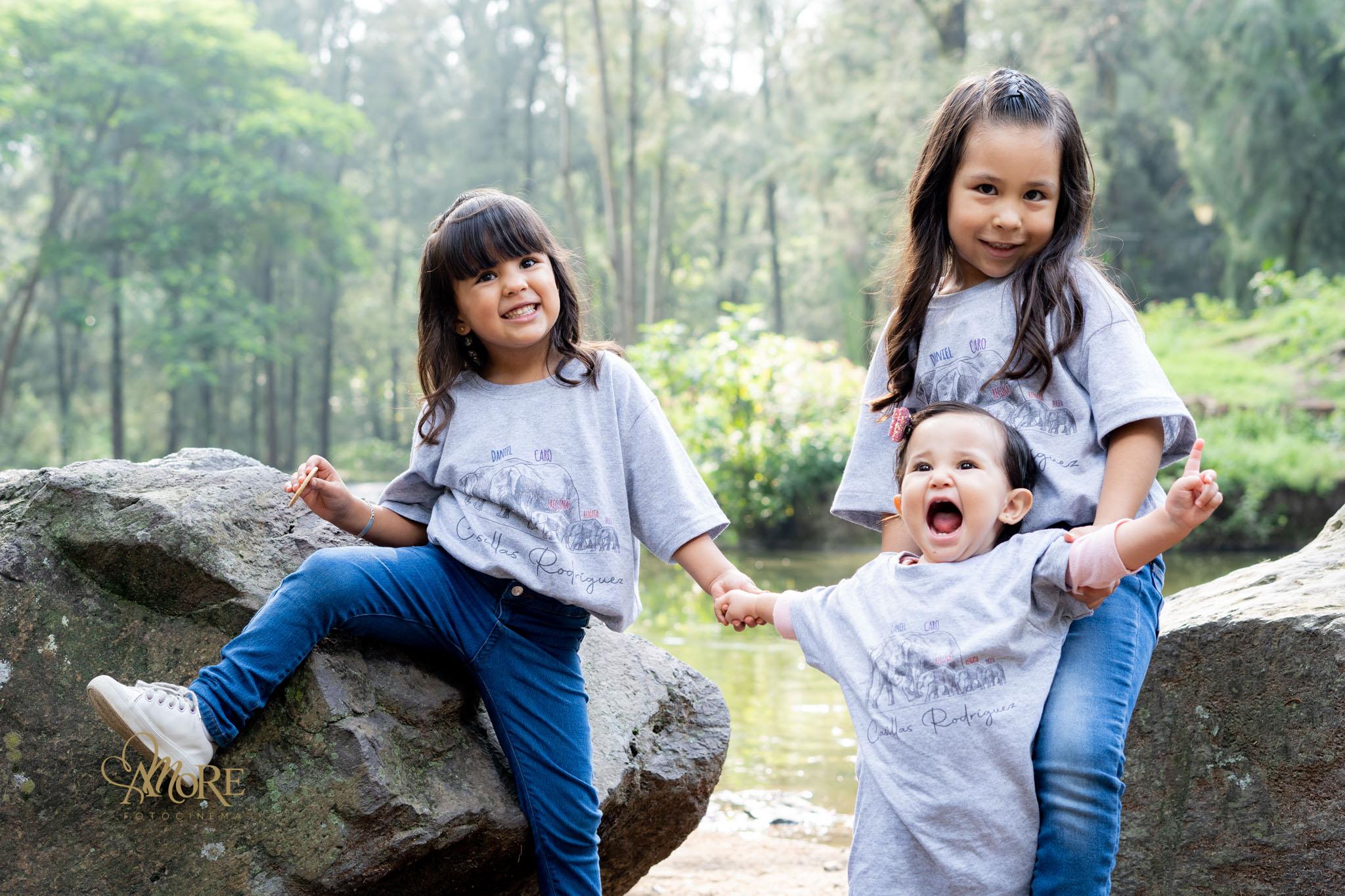 estudio fotografico para sesion de fotos en familia